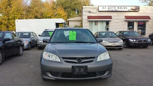 2005 HONDA CIVIC used car*** safety & E.test***for only $1895
