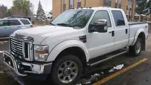 Ford F350 Super Duty 6.4l turbodiesel