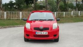 2006 Toyota Yaris 1.0 VVT-i Ion 5dr