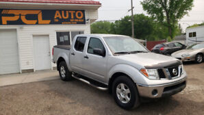 2006 Nissan Frontier SE!NO ACCIDENTS!4X4!KEYLESS!POWER WINDOWS