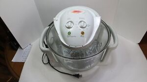 Flavor-wave Oven Turbo Infrared/Hot Air Cooker