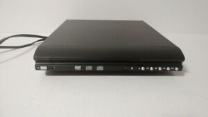 DVD Player (Plays DVDs, CDs, Mp3s, Mp4s)