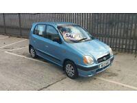 Hyundai Amica 1.0 Low insurance low tax Full MOT !! Full service history!!