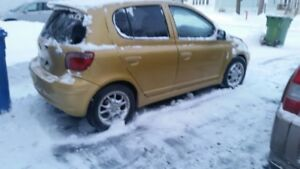 2004 Toyota Echo rs Familiale