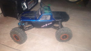 Axial wraith with upgrades! Trade for computer