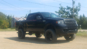 "2007 f150 harley davidson 6""lift need gone this week"