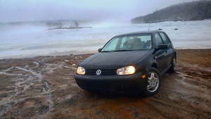 2001 golf mk4 NEW MVI