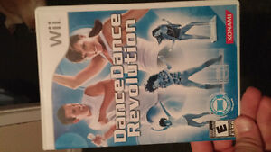 Dance dance revolution for nintendo wii