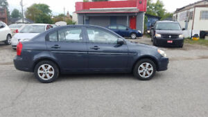 2010 Hyundai Accent, Certified