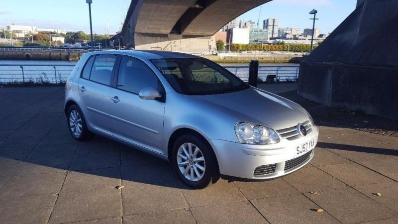 2007 Volkswagen Golf 1.6 FSI Match 5dr