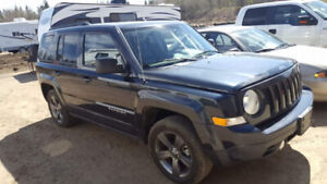 Jeep Patriot 2015 -- 78000 kms, Great Condition!