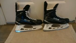 Bauer Total One MX3 skates for sale.