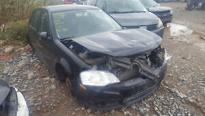 2009 CITY GOLF. JUST IN FOR PARTS AT PIC N SAVE! WELLAND