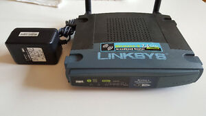 Router Linksys WRT54G