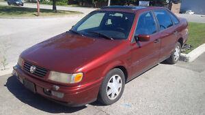 """1995 VW PASSAT TURBO DIESEL """"AAZ"""""""
