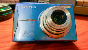 Olympus FE-46 12 megapixel, 5x optical zoom camera