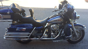 2007 Harley-Davidson Ultra Classic (only 20000 on rebuilt motor)