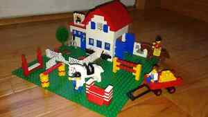 LEGO 6379 Riding Stable VTG complete/box/instruction