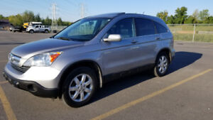 Honda CR-V 2008 AWD model EX in very good condition NO TAX !!