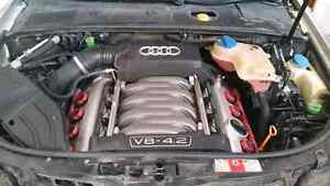 Audi S4 Williams Lake Cariboo Area image 3