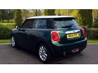 2014 Mini Hatch 1.5 Cooper 3dr Manual Petrol Hatchback