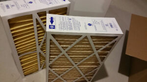 "FURNACE FILTER Size 15 3/8"" x 25 1/2"" x 5 1/4"".EACH FOR $40!"