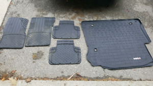Weathertech mats from 2014 jeep wrangler unlimited