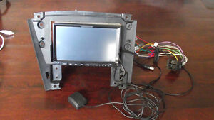 "7"" 2 Din Touch Screen LCD In-Dash DVD Player with Bluetooth, GPS"