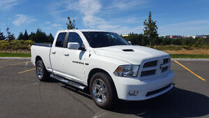 2011 Dodge Ram 1500 Fully Loaded with Inspection Report