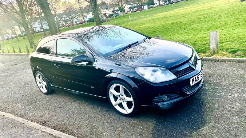 Vauxhall Astra Sri+ with XP BodyKit 1.8