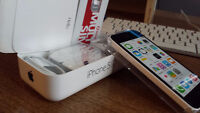 iPhone 5C FOR SALE - BRAND NEW - in orginal package - 8gb, white