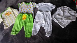 vêtements de bébé garçon 0-3 mois