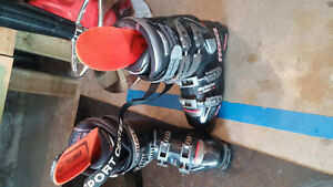 tecnica boots size 9