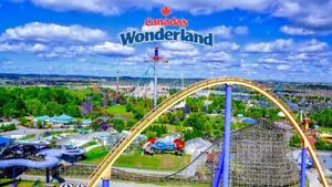 Canada's Wonderland Tickets - Plus $10 off on Halloween Haunt
