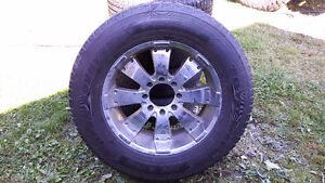 Toyo open country WTL 275-65r20