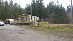 Room for rent on acreage