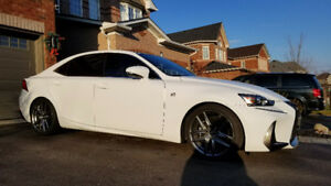 CHEAP $500/mth tax incl - 2017 Lexus IS 300 AWD F Sport Series 2
