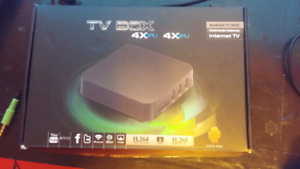 Android box 65$ or trade