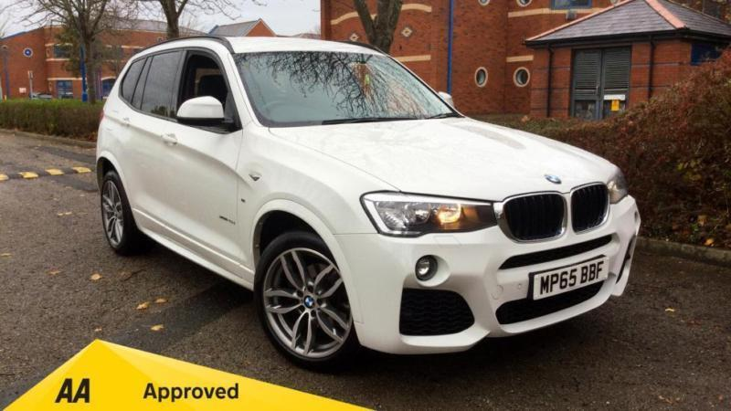 2015 Bmw X3 Xdrive20d M Sport 5dr Auto Wit Automatic Diesel Estate