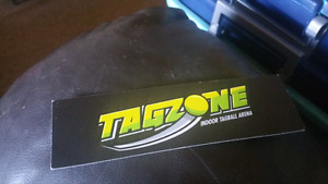 One ticket for tag zone ottawa