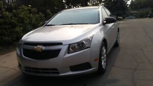 \\\\ CHEWROLET CRUZE AUTO 114K ONLY 114K REMOTE START EXC COND /