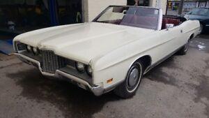 1971 LTD convertible