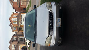 2003 Ford Windstar Lx light grey Minivan, Van