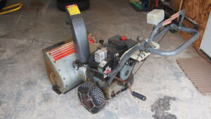 Craftsman 8hp 25 Inch Snowblower