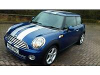 2008 Mini 1.6 ( 120bhp ) Cooper Blue Petrol Manual