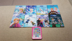 Frozen books with Me Reader