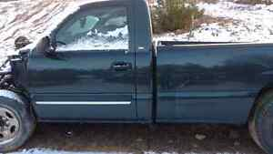 1999 to 06 mint chev doors.  Parts