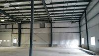 BRAND NEW indoor storage in Fergus