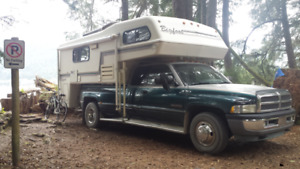 Bigfoot Camper