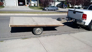 Flat bed conversion